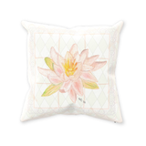 Peach Flower Throw Pillows for Sale by Wendy Christine