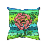 Art of Wendy Christine Throw Pillows for Sale