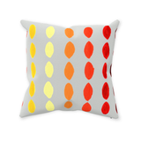 Yucatan Fuego Throw Pillows