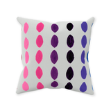 Buy purple and pink throw pillows at Raspberry Lane Crafts