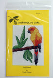 Sun Conure Cross Stitch Kit