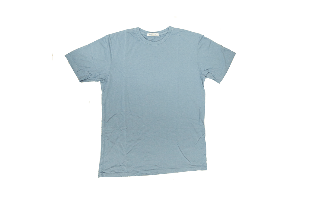 State Blue Bamboo Cotton Crew