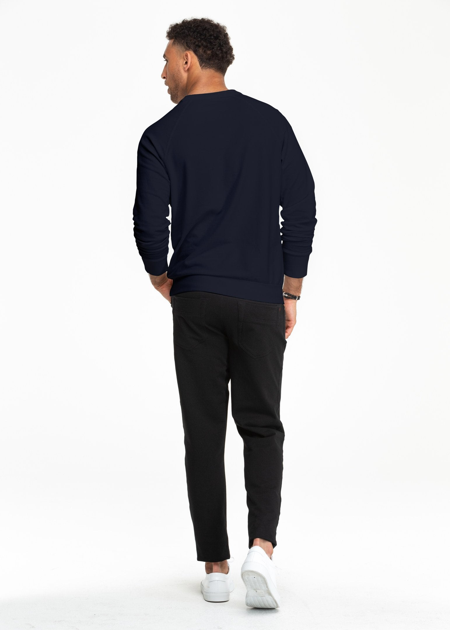 SWET-Shirt | Navy - Sweat Tailor