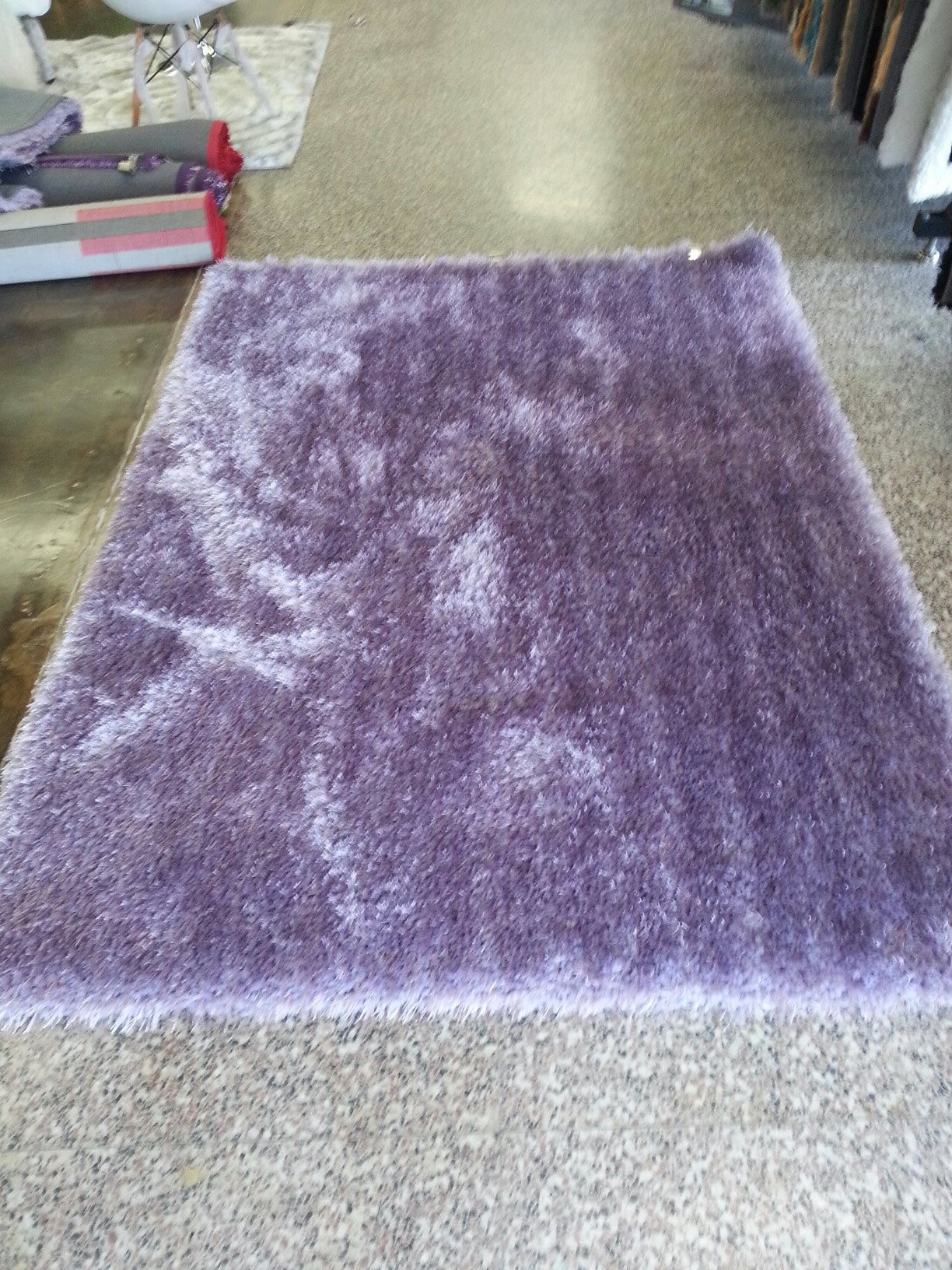 solid lavender shag area rug area rug rug addiction rug addiction 3