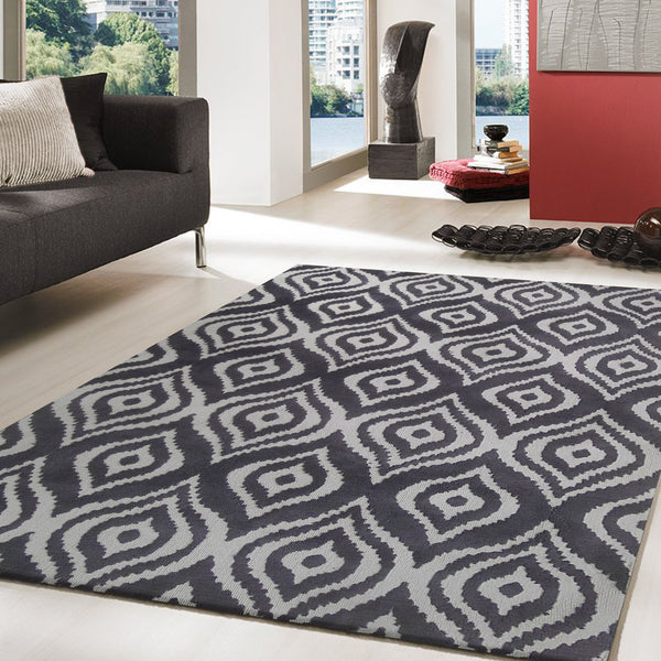 modern bedroom rugs contemporary vibrant charcoal bedroom area rug rug addiction 12507