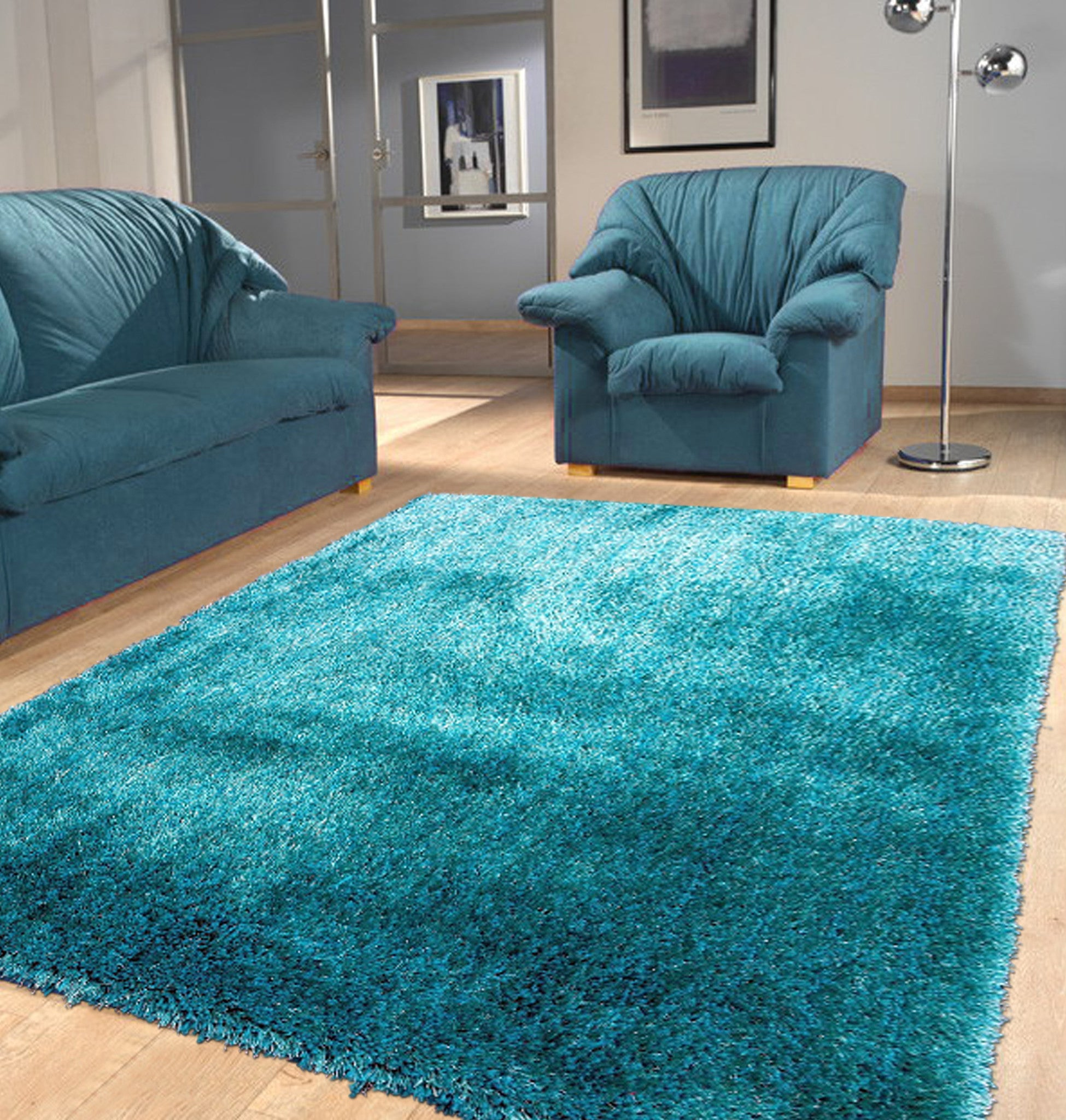 pin handmade abstract area turquoise silver shag grey black blue synthetic x rug