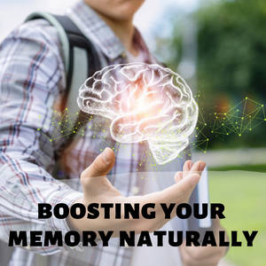 Boosting your memory naturally
