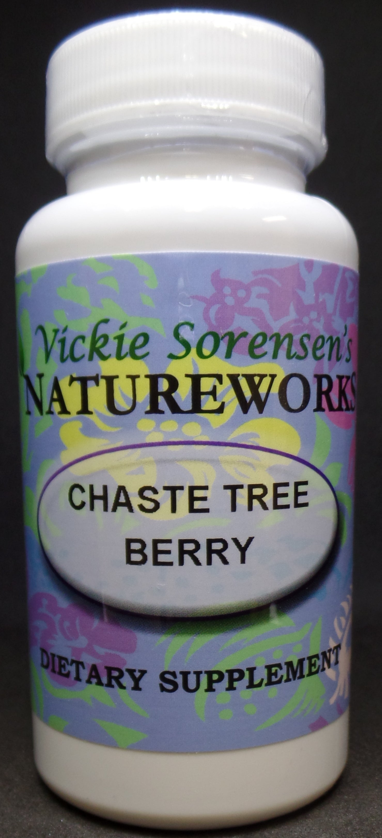 Chaste Tree Berry (Vitex)