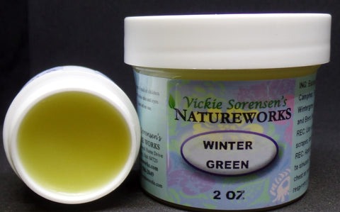 Wintergreen Salve