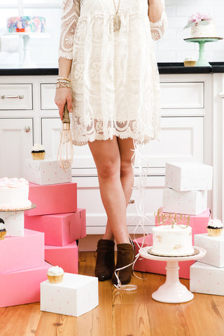 Alexis Mattox Design + Amy's Sweet Bake Shop