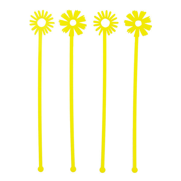 Lars Flowers Drink Stirrers