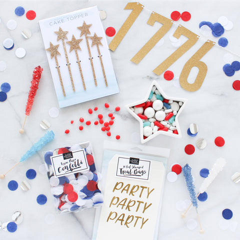 July Party Bundle - 30% OFF
