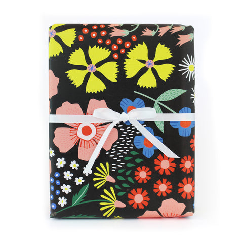 Lars Floral Wrapping Paper