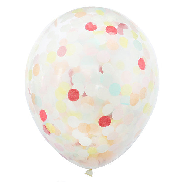 Lars Mix Confetti Balloon