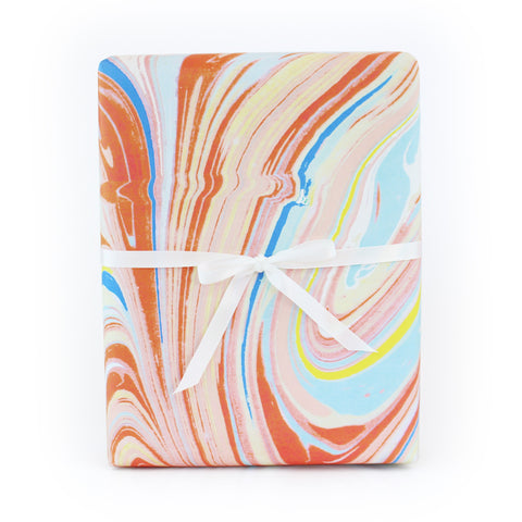 Lars Marble Wrapping Paper