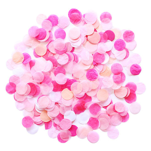 Pink Punch Confetti