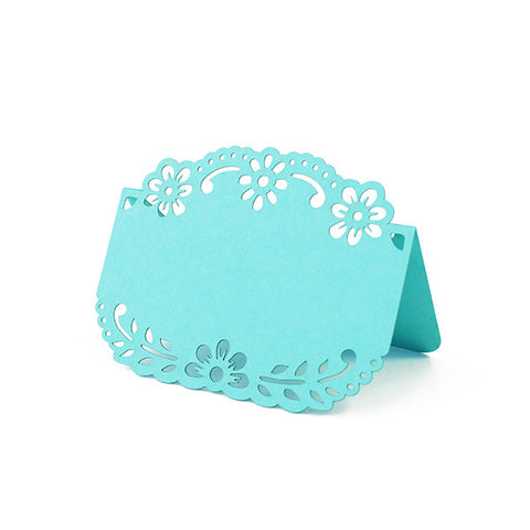 Papel Picado Laser Cut Place Cards