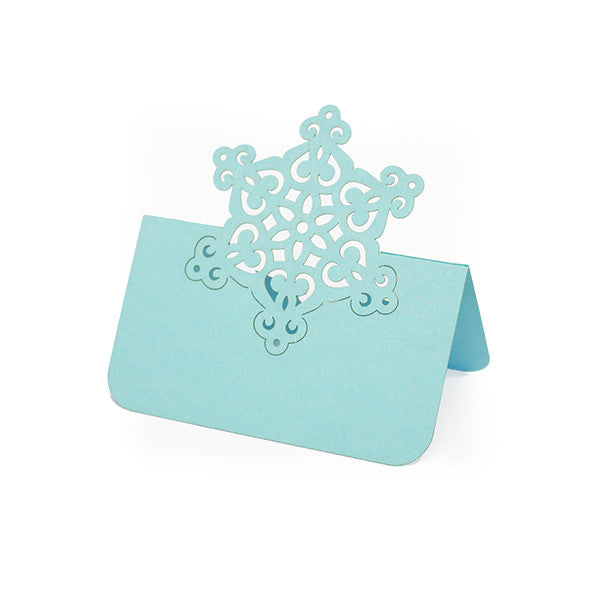 Snowflake Laser Cut Cards