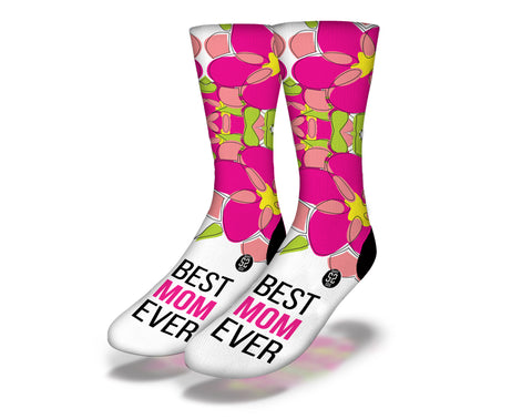 Best Mom Ever Socks 1