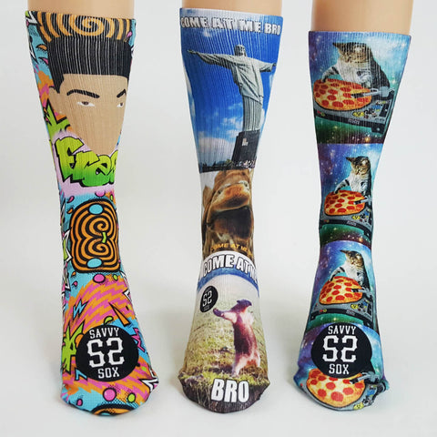 Funny Sox Collection (Sock Club)
