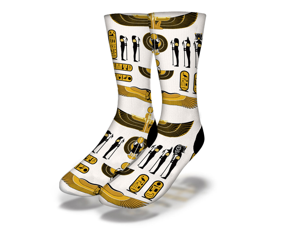 Egyptian Theme 2 Socks