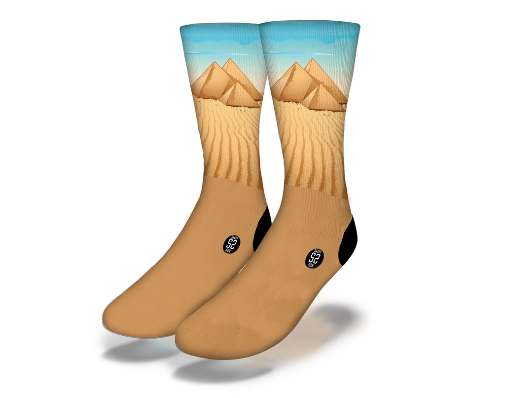 Egyptian Theme 7 Socks