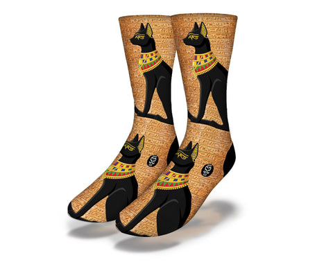 Egyptian Theme 9 Socks