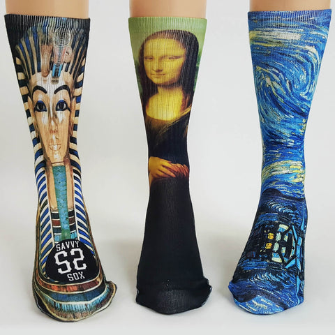 Fine Art Collection (Sock Club) - SavvySox