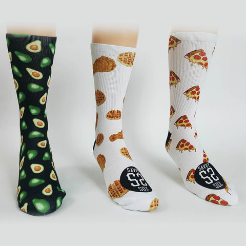 Food Collection (Sock Club) - SavvySox