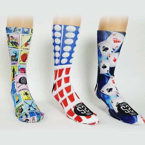 Games Collection (Sock Club) - SavvySox