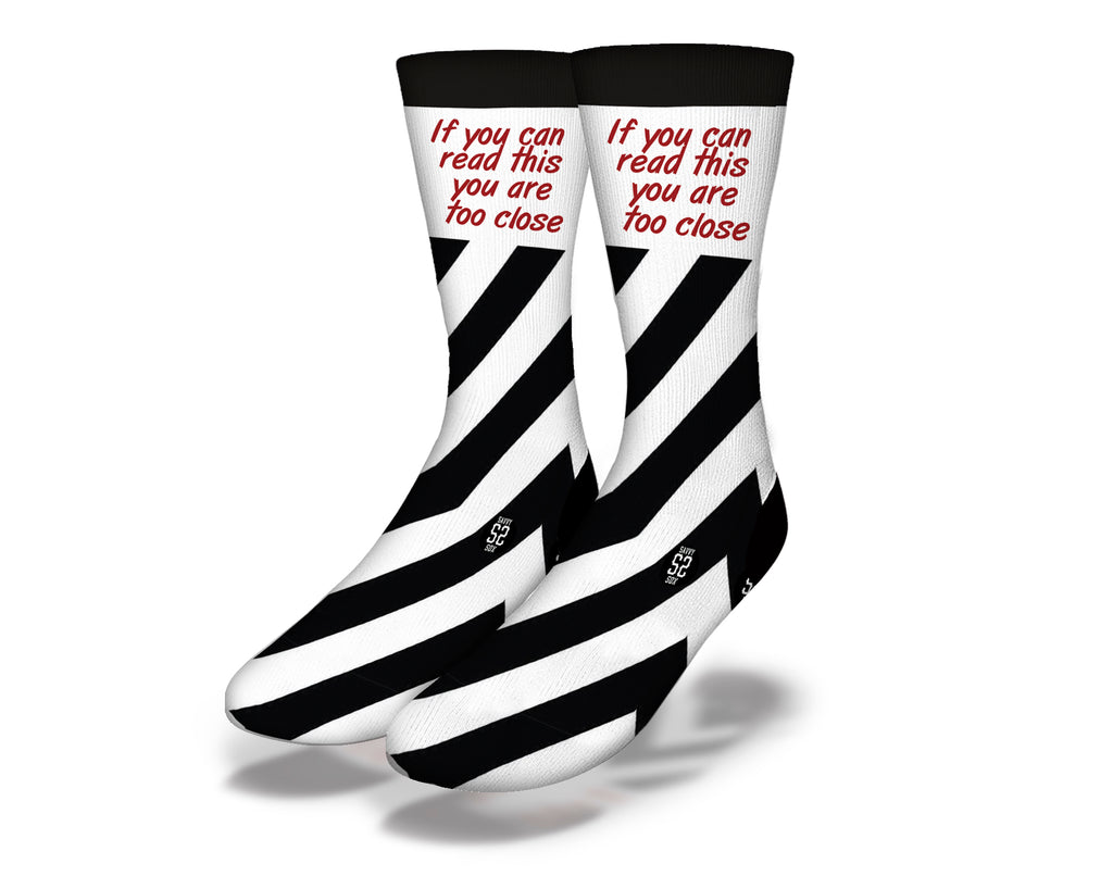 If You're Reading This Socks