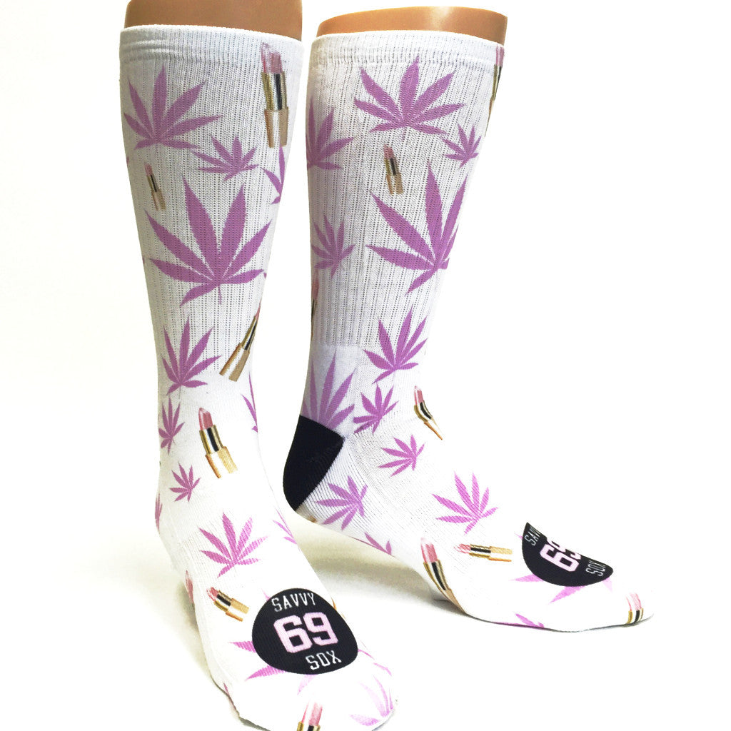 Jenny69 XxX Savvy Sox Official Collab Cannabis - SavvySox - 2