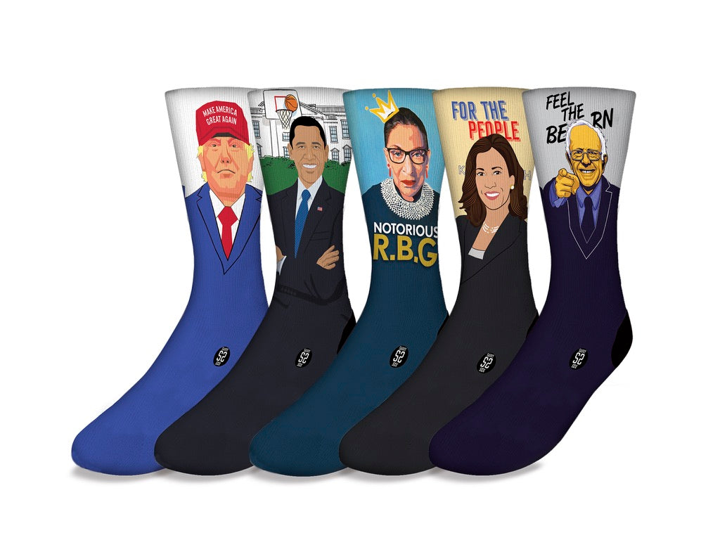 Political Collection 5 Pack (Bundle)