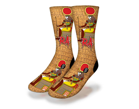 RA Egyptian Socks
