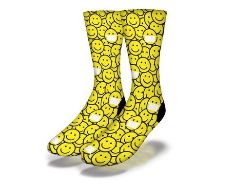 Smiley Face 2020 Socks