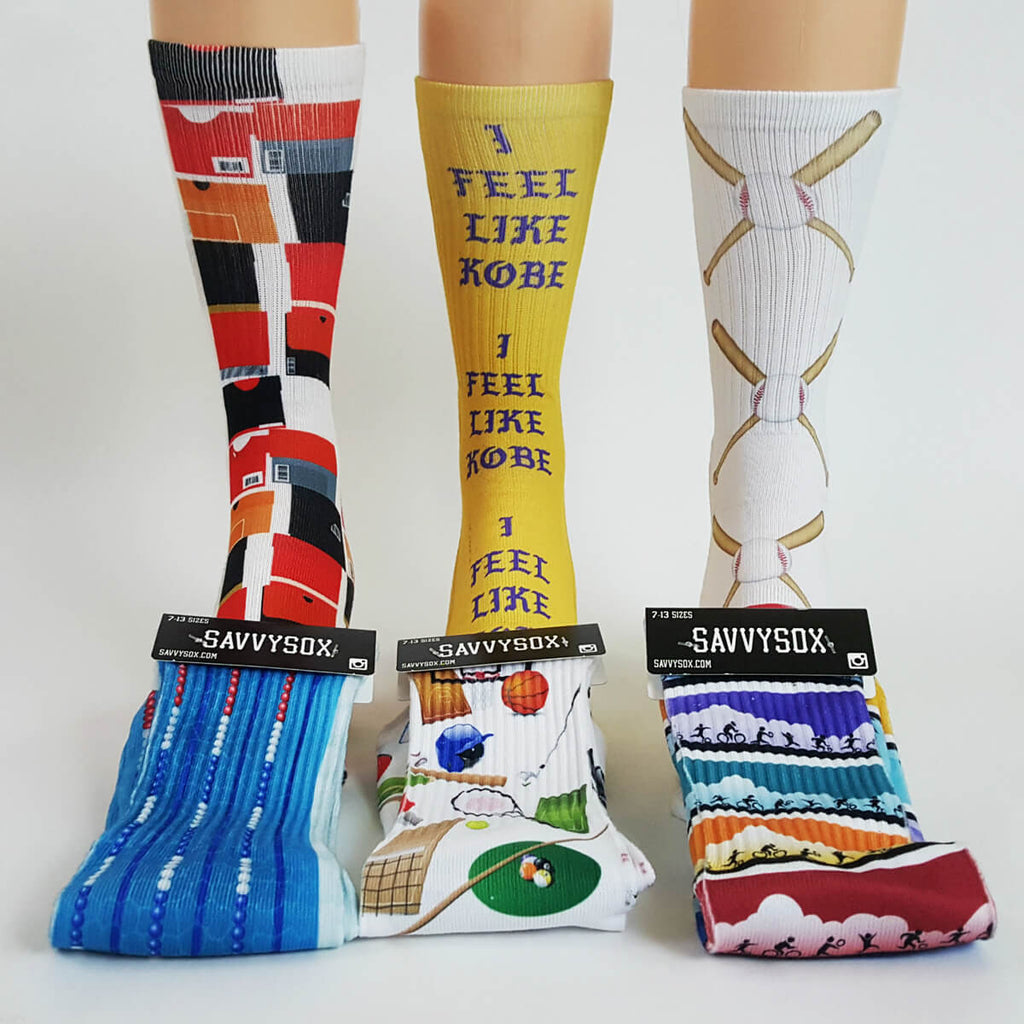 Sports Collection (Sock Club) - SavvySox