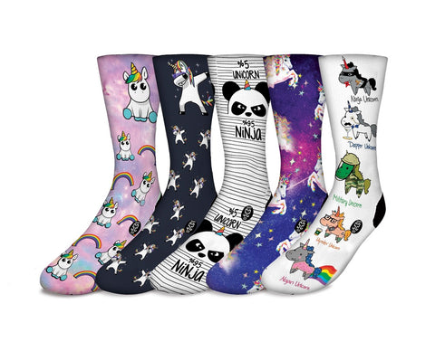 Unicorn Life (Sock Club)