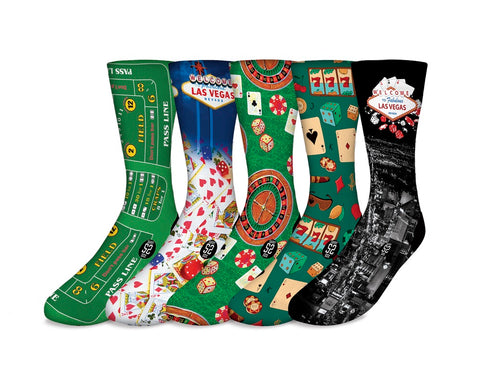 Casino Collection (Sock Club)
