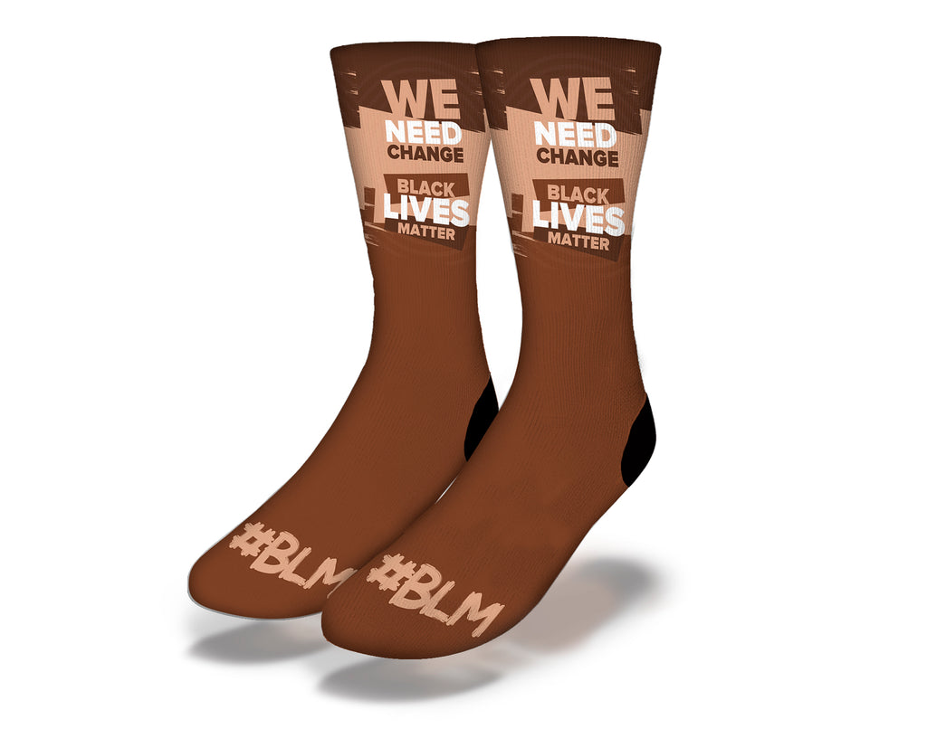 We Need Change Socks