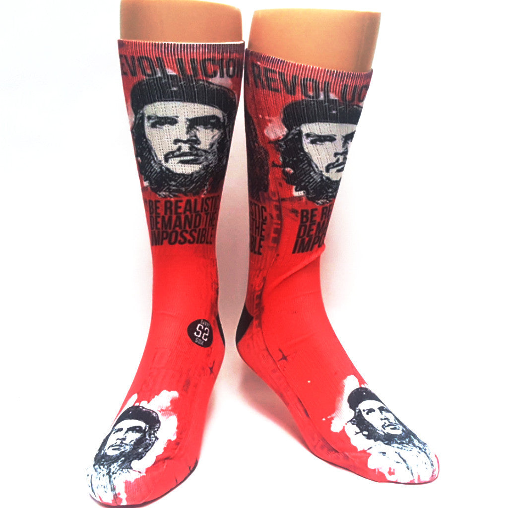 Che Revolution Socks