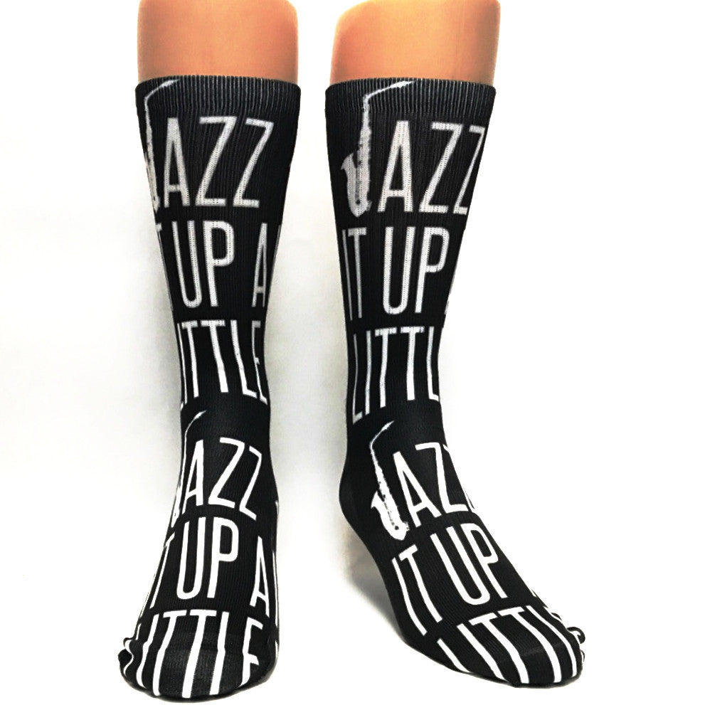 Jazz It Up Socks