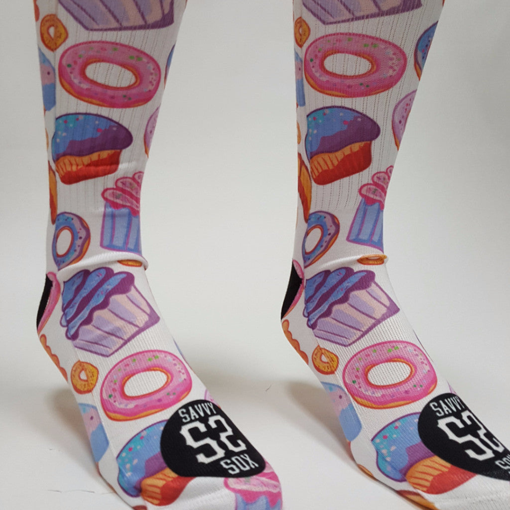 Pastries Socks - SavvySox - 2