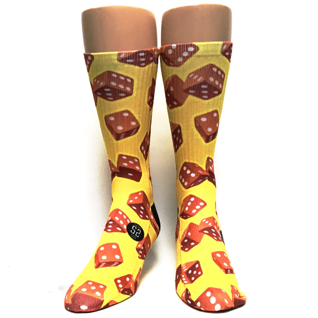 Rolling Dice Socks