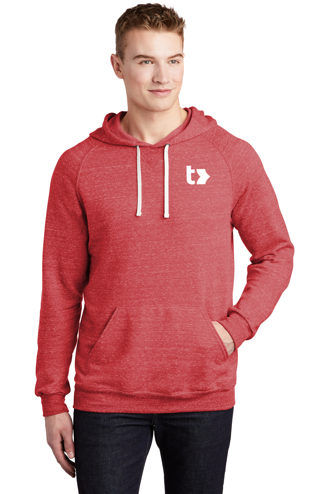 Tactive French Terry Raglan Hoodie