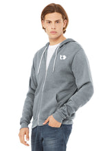 Tactive Sponge Fleece Full-Zip Hoodie
