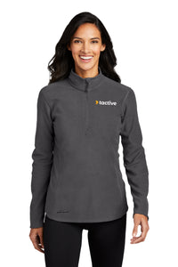 Tactive 1/2-Zip Microfleece Jacket