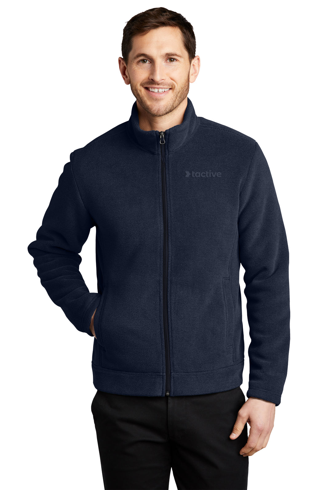 Tactive Ultra Warm Brushed Fleece Jacket