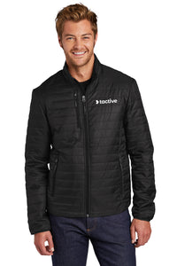 Tactive Packable Puffy Jacket