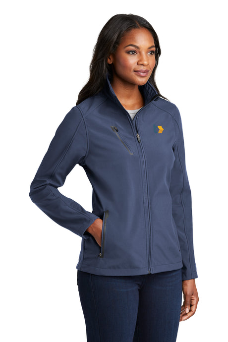 Tactive Ladies Welded Soft Shell Jacket