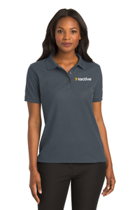 Tactive Ladies Silk Touch™ Polo